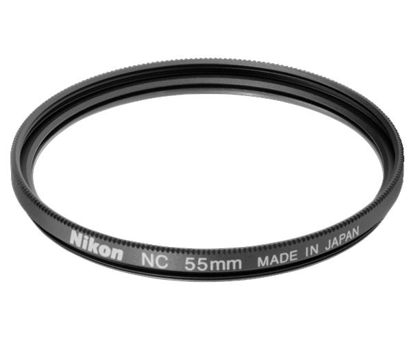 Nikon Фильтр 55mm NC фото