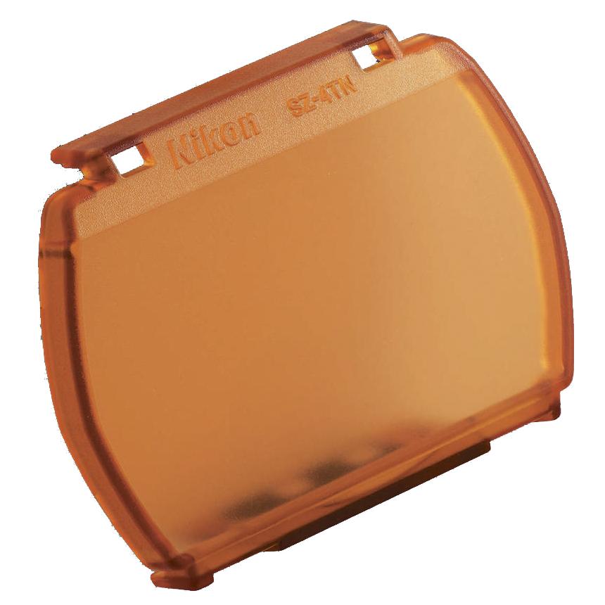 Nikon Оранжевый фильтр SZ-4TN для вспышки SB-5000Насадки и фильтры<br>Применяется со вспышкой SB-5000<br><br>Тип: Фильтр для вспышки<br>Артикул: FSW90601