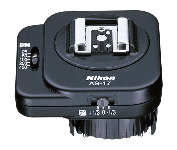 Nikon TTL переходник AS-17 для фотокамер серии F3