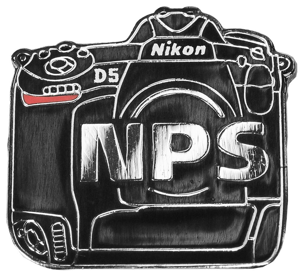 Nikon Значок NPS фото