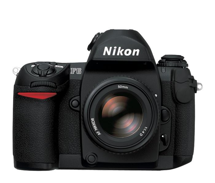 Nikon F6 35mm Body (без объектива)Пленочные<br>Топовая зеркальная пленочная фоотокамера Nikon с байонетом F, Nikon F6 расширяет и углубляет наше понимание по-настоящему высококачественной фотографии. F6 сможет изменить взгляд других производителей на традиционные фотокамеры. Новейшие разработки в области точной механики, примененные в F6 обеспечивают надежность, прочность и невероятную бесшумность работы фотокамеры. Современнейшие электронные компоненты конструкции F6 обеспечивают ей высочайшую скорость и высочайшее качество работы. F6 является чистым и бескомпромиссным воплощением огромного фотографического опыта компании Nikon.<br><br>Тип: Пленочная зеркальная фотокамера<br>Цвет: Черный<br>Артикул: FAA410CD
