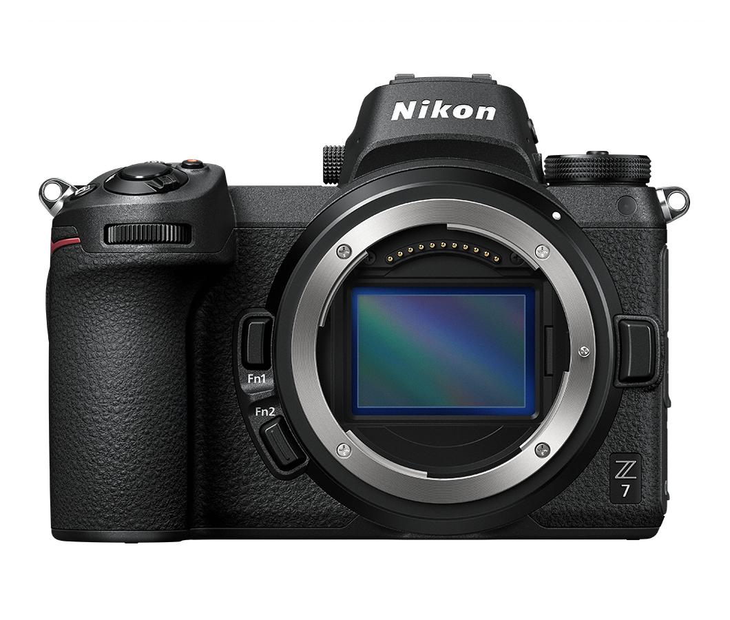Nikon Фотокамера Z 7 (без объектива) фото