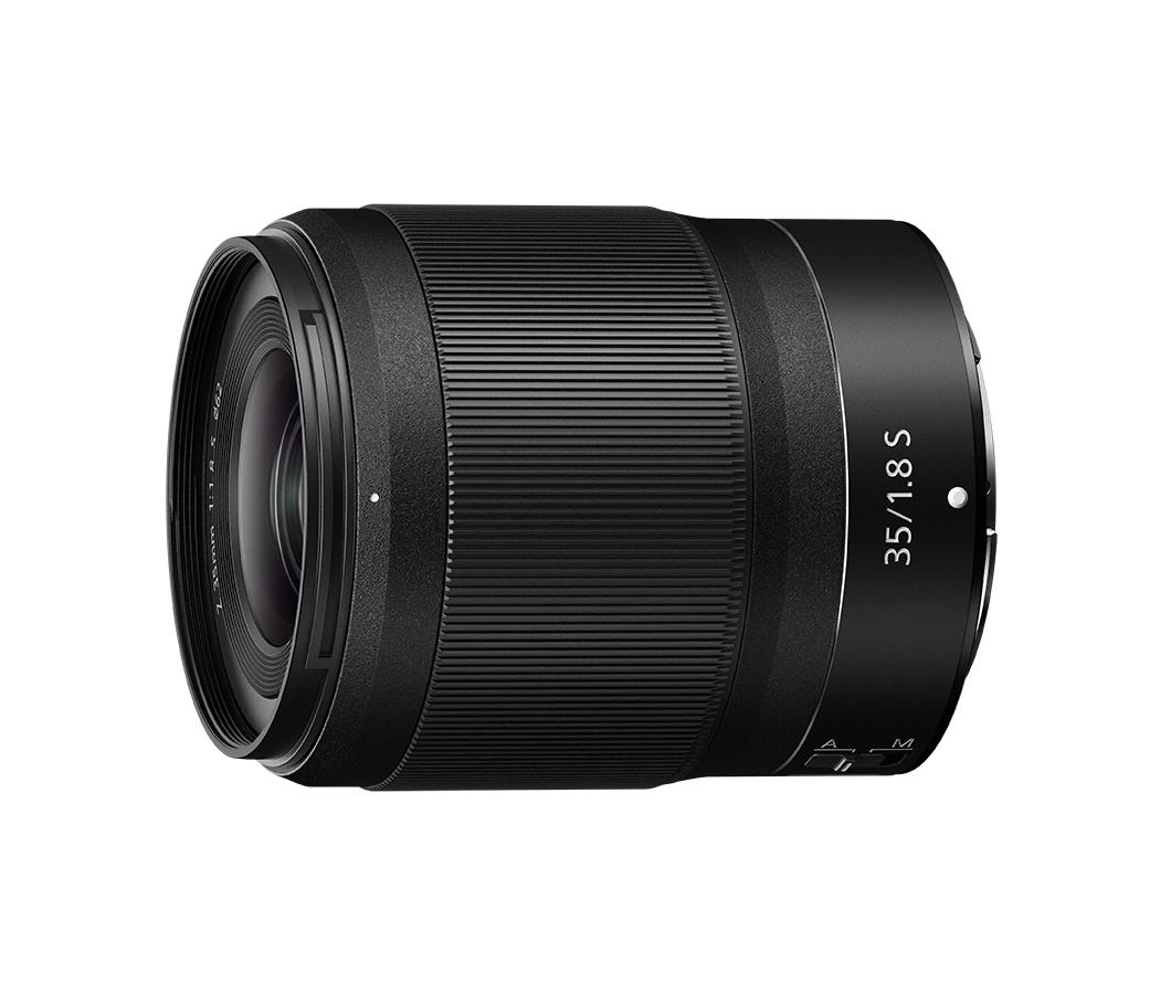 Nikon NIKKOR Z 35mm f/1.8 S JMA102DA
