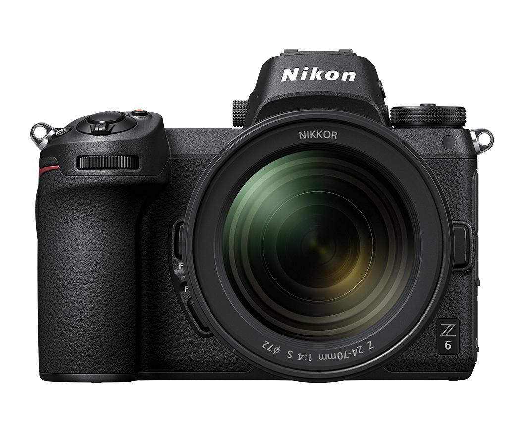 Nikon Фотокамера Z 6 + объектив 24-70/4 S
