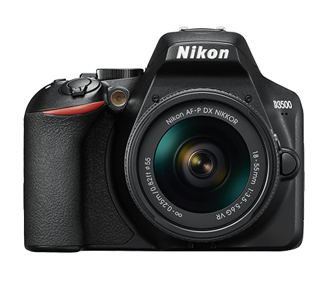 Nikon D3500 Kit AF-P DX 18-55mm f/3.5-5.6G VR от Nikon