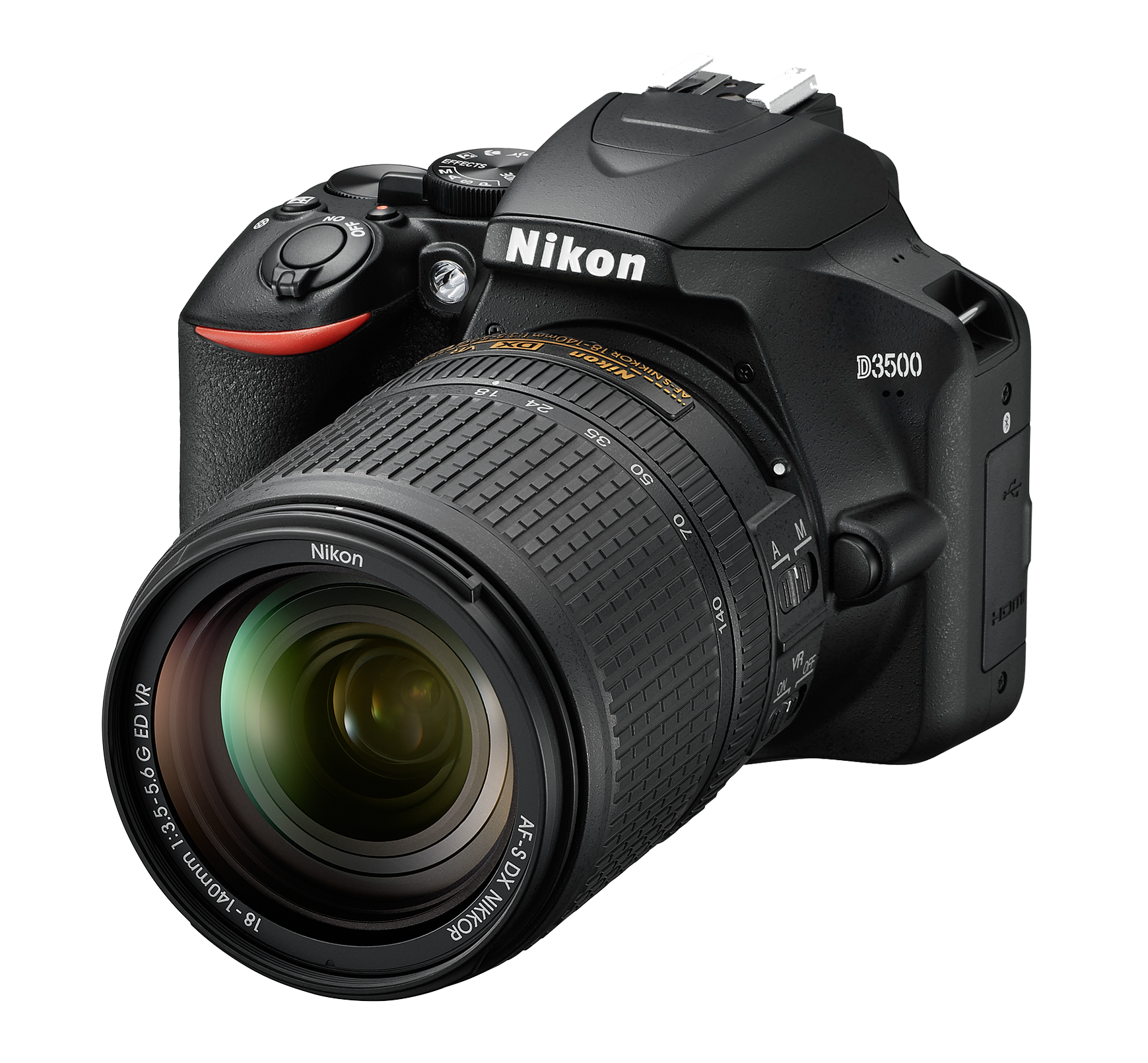 Nikon D3500 Kit AF-S DX 18-140mm f/3.5-5.6G ED VR от Nikon