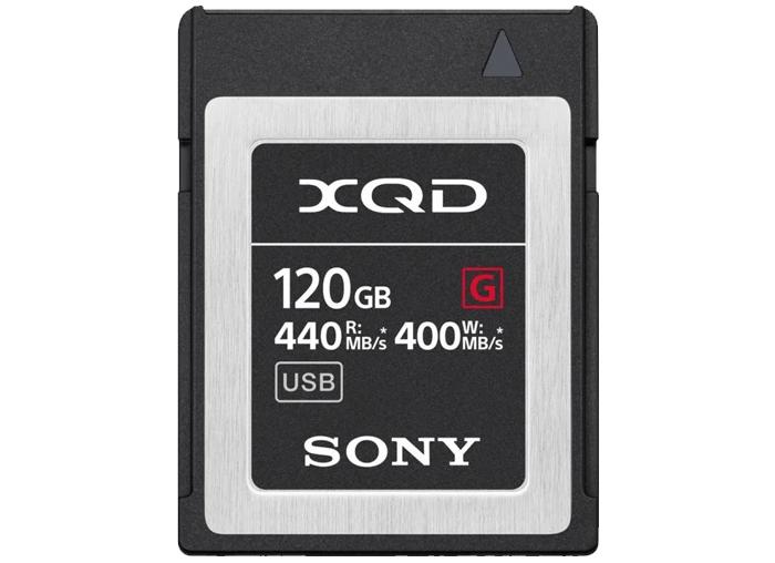 Nikon Карта памяти XQD Sony QD-G120F