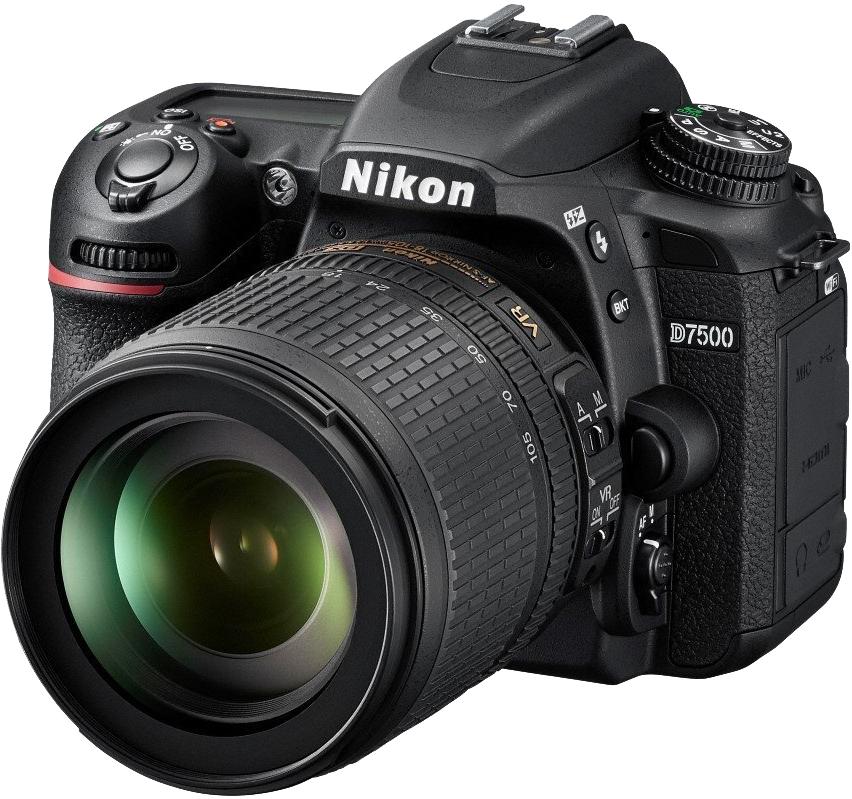 Nikon D7500 Kit + AF-S 18-105mm f/3.5-5.6G ED VR от Nikon