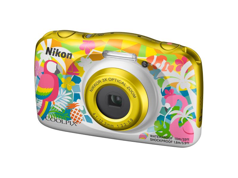 Nikon COOLPIX W150 (пляжный) с рюкзаком