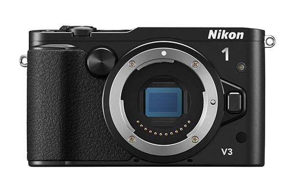 Nikon  1 V3 (без объектива) черный от Nikonstore.ru