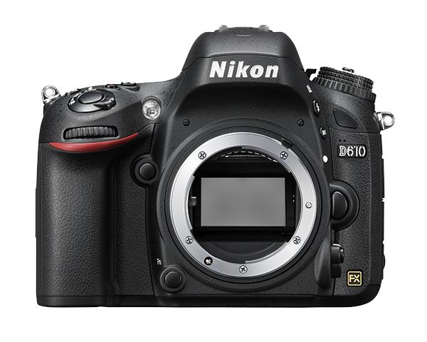 Nikon D610 Body (без объектива)
