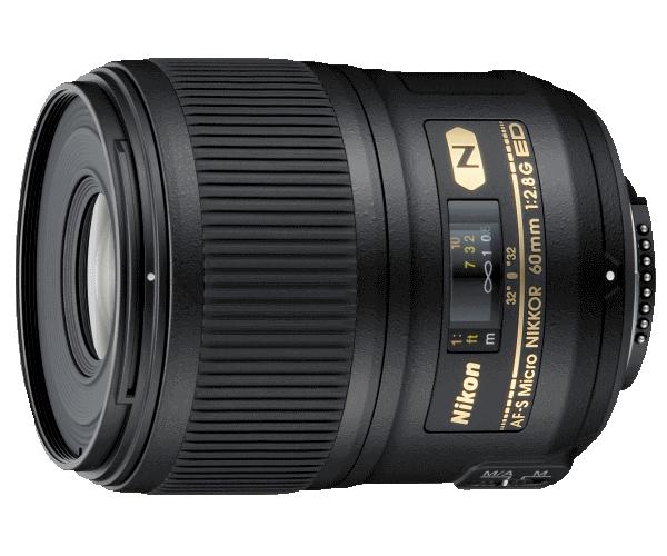 Nikon AF-S Micro NIKKOR 60mm f/2.8G ED фото