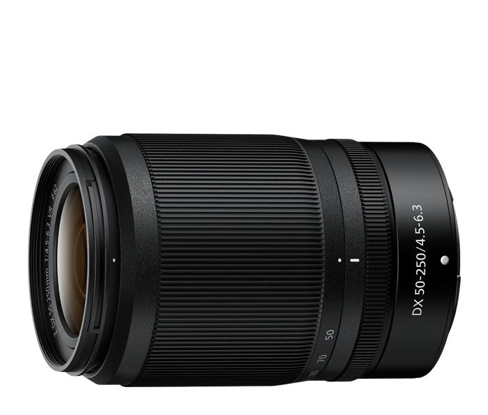 Nikon NIKKOR Z DX 50-250mm f/4.5-6.3 VR фото