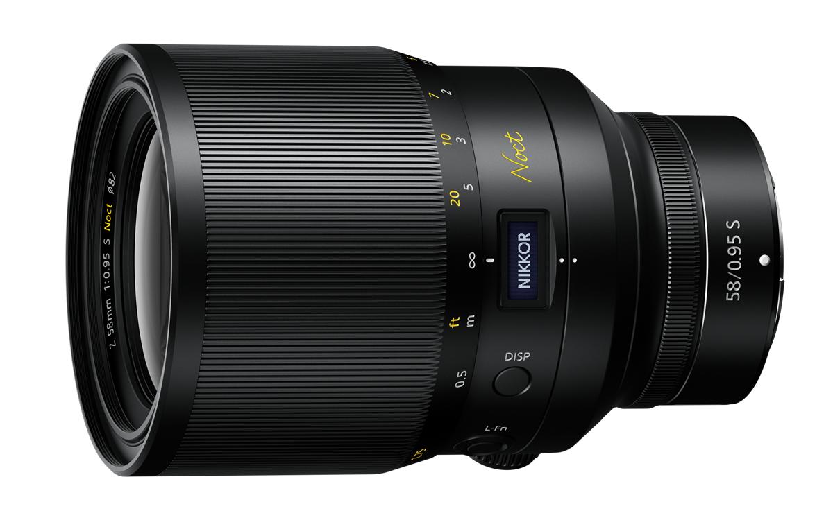 Nikon NIKKOR Z 58mm f/0.95 S Noct JMA002DA