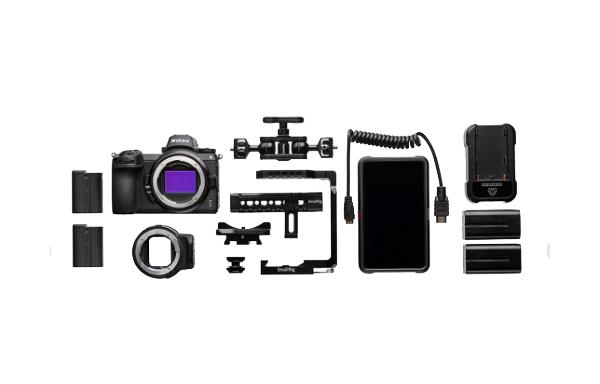 Nikon Фотокамера Z 6 комплект для видеосъёмки Essential Movie Kit фото