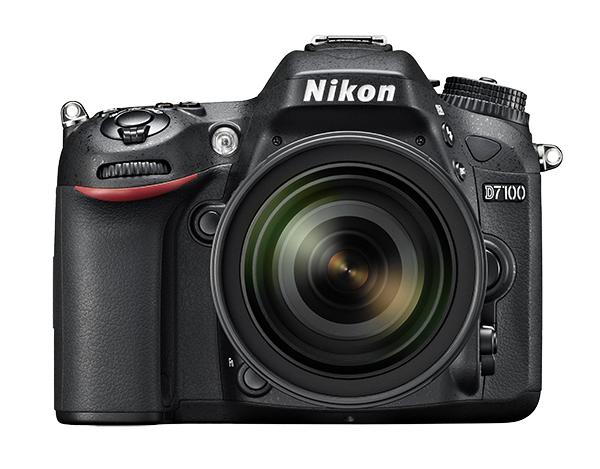 Nikon D7100 Kit AF-S DX 18-105mm f/3.5-5.6G ED VRЛюбительские<br>Эта многофункциональная, чрезвычайно легкая и компактная модель, которая заключена в прочный корпус, имеет матрицу формата DX высочайшего качества и позволяет достичь новых высот мастерства в области фотосъемки. Не задействуя оптический низкочастотный фильтр (OLPF), фотокамера D7100 по максимуму использует 24,1-мегапиксельную КМОП-матрицу формата DX для обеспечения впечатляюще высокого разрешения и исключительной четкости даже текстур с мельчайшими деталями. Ее система автофокусировки (АФ) с 51 точкой обеспечивает быструю и сверхточную съемку изображений на профессиональном уровне. <br> Эта высококачественная цифровая зеркальная фотокамера, защищенная от неблагоприятных погодных условий и попадания пыли, с верхней и задней крышками из магниевого сплава, отличается скоростью съемки 6 кадров в секунду, обеспечивает дополнительный эффект телефото благодаря инновационной функции 1,3-кратного кадрирования и поддерживает чувствительность ISO 100–6400 единиц, что позволяет делать превосходные снимки в условиях недостаточного освещения или при быстром движении объекта.<br> <br> Снимайте с помощью видоискателя или в режиме live view, применяйте специальные эффекты для фотографий или видеороликов в формате Full HD в реальном времени, а также отправляйте изображения по беспроводной связи* на интеллектуальное устройство для обмена в социальных сетях — что бы вы ни делали, куда бы ни направлялись, фотокамера D7100 обеспечивает исключительные возможности управления.<br><br>Тип: Цифровая зеркальная фотокамера<br>Формат матрицы: DX<br>Тип матрицы, размер: КМОП: 23,5 x 15,6 мм<br>Эффективное число пикселей: 24,1 млн<br>Процессор (АЦП): EXPEED 3<br>Чувствительность ISO: 100–6400 единиц ISO с шагом 1/3 или 1/2 EV. Может быть установлена примерно на 0,3, 0,5, 0,7, 1 или 2 EV (эквивалентно 25 600 единицам ISO) выше чувствительности 6400 единиц ISO<br>Автофокусировка: Multi-CAM 3500DX с определением фазы TTL, тонкой подстро