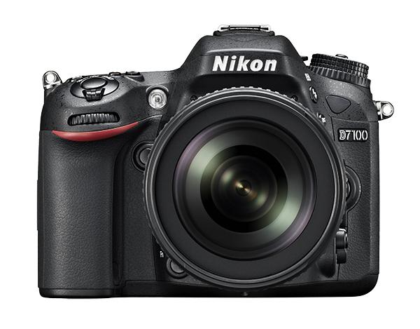 Nikon D7100 Kit AF-S DX 18-140mm f/3.5-5.6G ED VRЛюбительские<br>Эта многофункциональная, чрезвычайно легкая и компактная модель, которая заключена в прочный корпус, имеет матрицу формата DX высочайшего качества и позволяет достичь новых высот мастерства в области фотосъемки. Не задействуя оптический низкочастотный фильтр (OLPF), фотокамера D7100 по максимуму использует 24,1-мегапиксельную КМОП-матрицу формата DX для обеспечения впечатляюще высокого разрешения и исключительной четкости даже текстур с мельчайшими деталями. Ее система автофокусировки (АФ) с 51 точкой обеспечивает быструю и сверхточную съемку изображений на профессиональном уровне.  <br> Эта высококачественная цифровая зеркальная фотокамера, защищенная от неблагоприятных погодных условий и попадания пыли, с верхней и задней крышками из магниевого сплава, отличается скоростью съемки 6 кадров в секунду, обеспечивает дополнительный эффект телефото благодаря инновационной функции 1,3-кратного кадрирования и поддерживает чувствительность ISO 100–6400 единиц, что позволяет делать превосходные снимки в условиях недостаточного освещения или при быстром движении объекта.<br> <br> Снимайте с помощью видоискателя или в режиме live view, применяйте специальные эффекты для фотографий или видеороликов в формате Full HD в реальном времени, а также отправляйте изображения по беспроводной связи* на интеллектуальное устройство для обмена в социальных сетях — что бы вы ни делали, куда бы ни направлялись, фотокамера D7100 обеспечивает исключительные возможности управления.<br><br>Тип: Цифровая зеркальная фотокамера<br>Формат матрицы: DX<br>Тип матрицы, размер: КМОП: 23,5 x 15,6 мм<br>Эффективное число пикселей: 24,1 млн<br>Процессор (АЦП): EXPEED 3<br>Чувствительность ISO: 100–6400 единиц ISO с шагом 1/3 или 1/2 EV. Может быть установлена примерно на 0,3, 0,5, 0,7, 1 или 2 EV (эквивалентно 25 600 единицам ISO) выше чувствительности 6400 единиц ISO<br>Автофокусировка: Multi-CAM 3500DX с определением фазы TTL, тонкой подстр