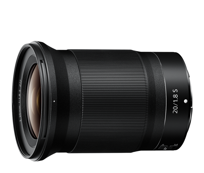 Nikon NIKKOR Z 20mm f 1.8 S фото