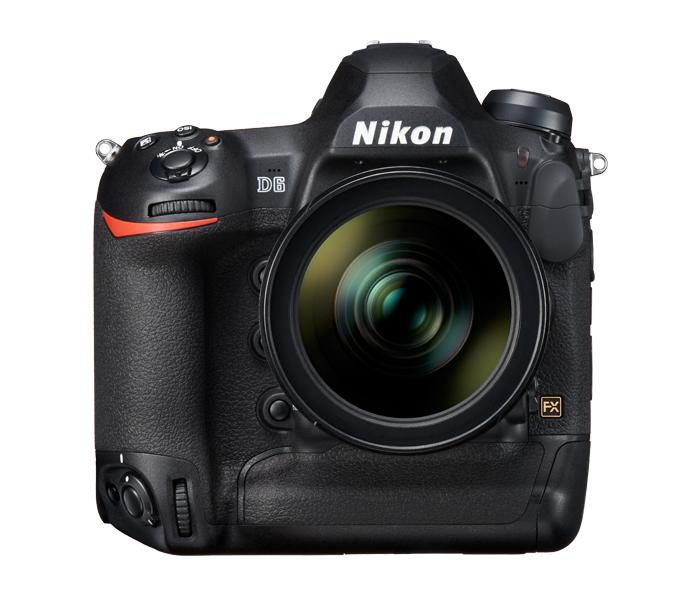 Nikon D6 (без объектива) фото