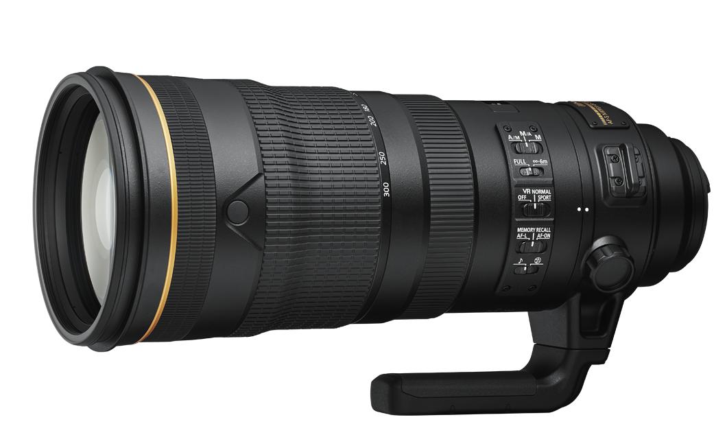 Nikon AF-S NIKKOR 120-300mm f/2.8E FL ED SR VR фото