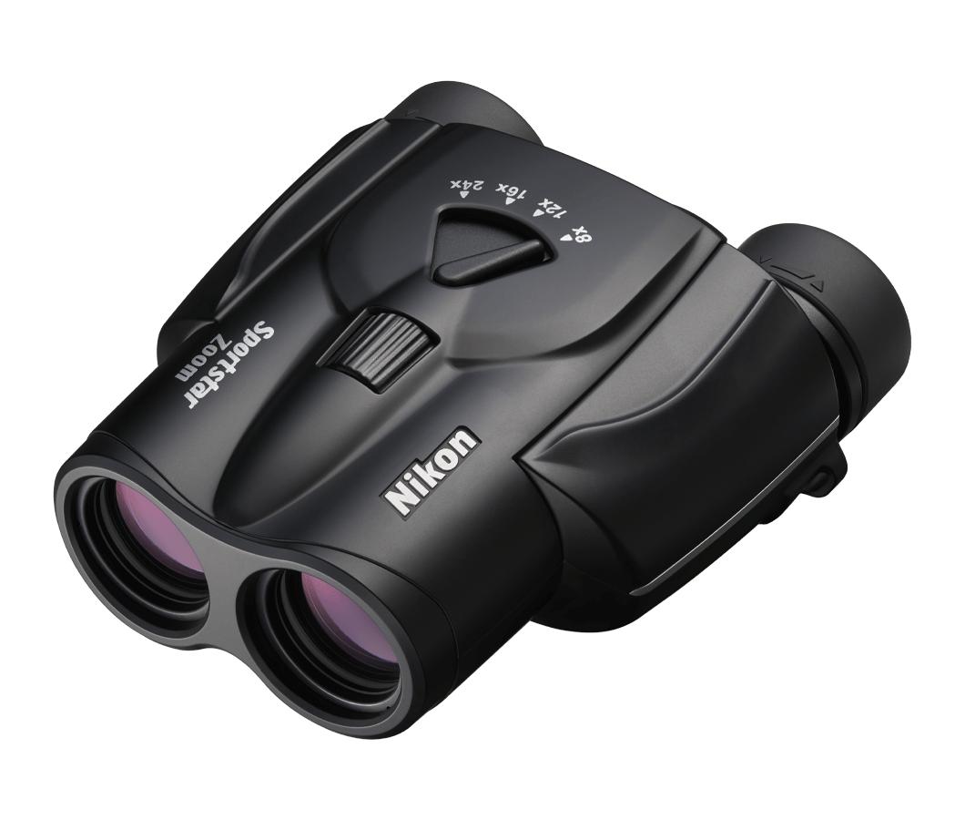 Nikon Бинокль SPORTSTAR ZOOM 8-24x25 (чёрный) от Nikon