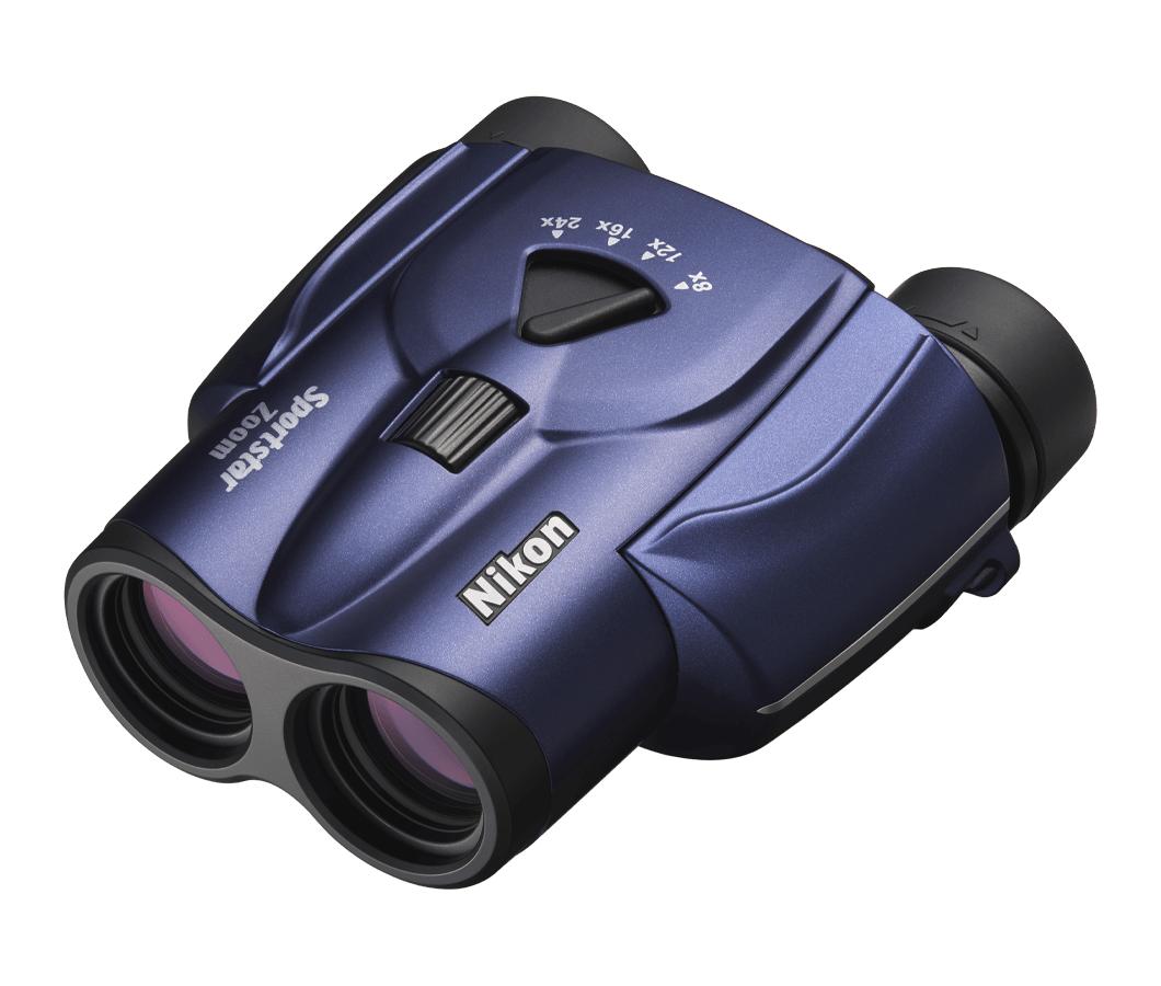 Nikon Бинокль SPORTSTAR ZOOM 8-24x25 (синий) от Nikon