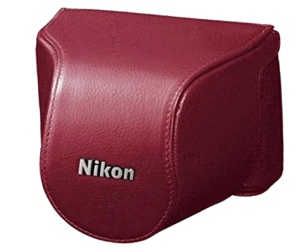 Nikon Чехол CB-N2210SA красный для  1 J4 и S2