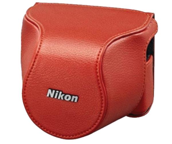 Nikon Чехол CB-N2210SA оранжевый  дл  1 J4 и S2Дл фотокамер Nikon 1<br>Футлр дл объектива присоединетс к чехлу дл фотокамеры, что позволет делать фотографии, не снима футлра дл корпуса фотокамеры. Если съемка выполнетс со штатива, футлр дл корпуса фотокамеры можно присоединить к штативу, чтобы обеспечить доп...<br><br>Тип: Чехол дл Nikon 1<br>Цвет корпуса: Оранжевый