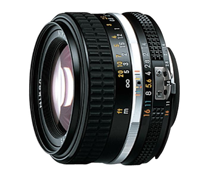 Nikon MF NIKKOR 50mm f/1.4