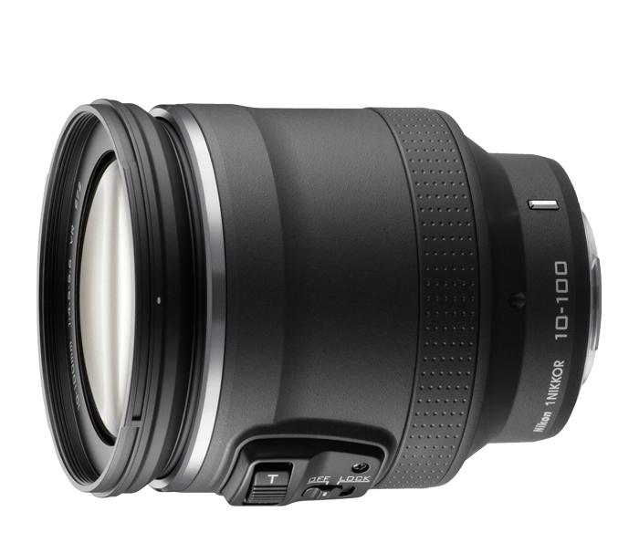 Купить со скидкой Nikon 1 NIKKOR VR 10-100mm f/4.5-5.6 PD-ZOOM