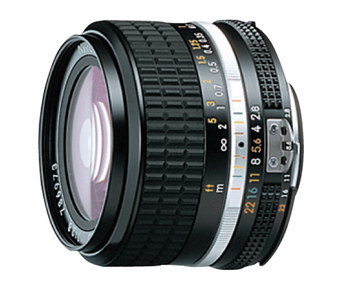 Nikon MF NIKKOR 24mm f/2.8