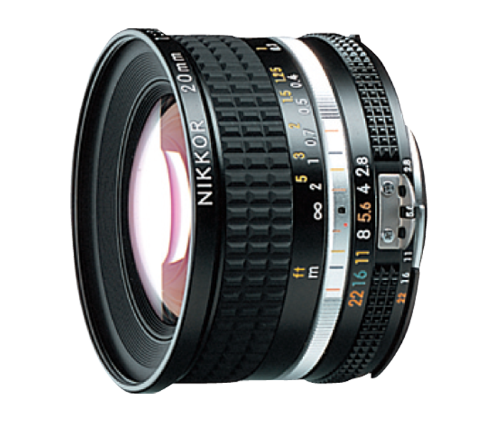 Nikon MF NIKKOR 20mm f/2.8