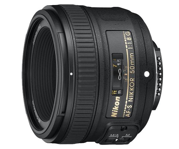 Nikon AF-S NIKKOR 50mm f/1.8GСтандартные<br>Исклчительно легкий и компактный стандартный объектив 50 мм. Имеет большу светосилу f/1,8, котора идеально подходит дл съемки в услових недостаточного освещени или при необходимости получени небольшой глубины резко изображаемого пространства и обеспечивает ркое изображение в видоискателе. <br><br><br> Переработанна оптическа конструкци содержит асферическу линзу дл великолепного качества изображени и ксклзивный бесшумный ультразвуковой мотор (SWM) Nikon, который обеспечивает тиху работу. <br><br><br> Этот объектив с великолепным соотношением цены и качества идеально подойдет фотографам с ограниченным бджетом.<br><br>Тип: С фиксированным фокусным расстонием<br>Фокусное расстоние: 50 мм (75 мм в формате DX)<br>Максимальна диафрагма: 1.8<br>Минимальна диафрагма: 16<br>Подавление вибраций: Нет<br>Конструкци объектива: 7 лементов в 6 группах (с одной асферической линзой)<br>Угол зрени: FX: 47°, DX: 31°30<br>Минимальное расстоние фокусировки: 0,45 м<br>Количество лепестков диафрагмы: 7<br>Установочный размер фильтра: 58 мм<br>Артикул: JAA015DA