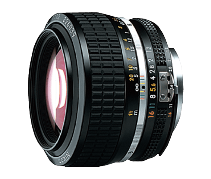 Nikon MF NIKKOR 50mm f/1.2