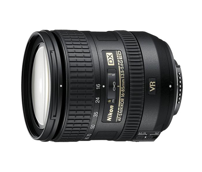 Nikon AF-S DX NIKKOR 16-85mm f/3.5-5.6G VR