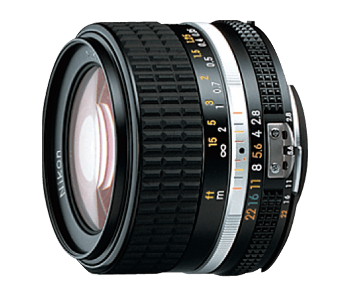 Nikon MF NIKKOR 28mm f/2.8