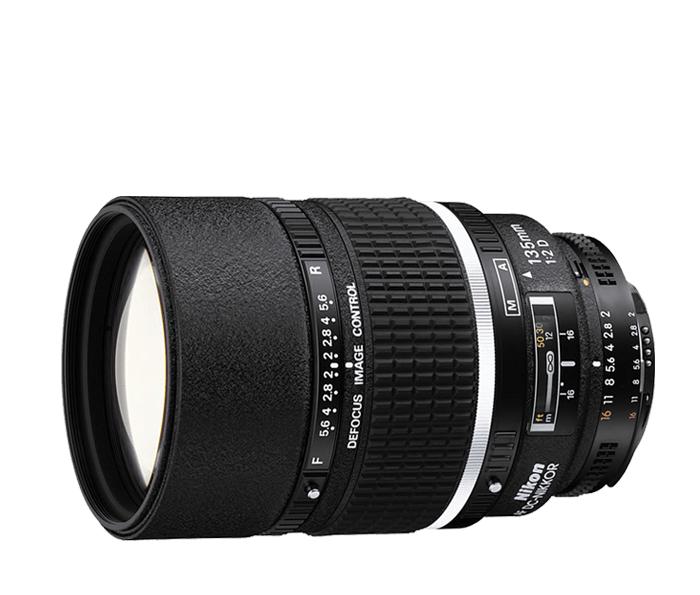 Nikon AF DC NIKKOR 135mm f/2D